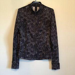 NWOT Lululemon Splattered Forme Jacket